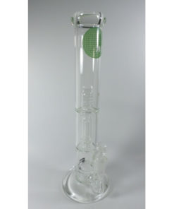 Mav Glass Honeycomb Bong